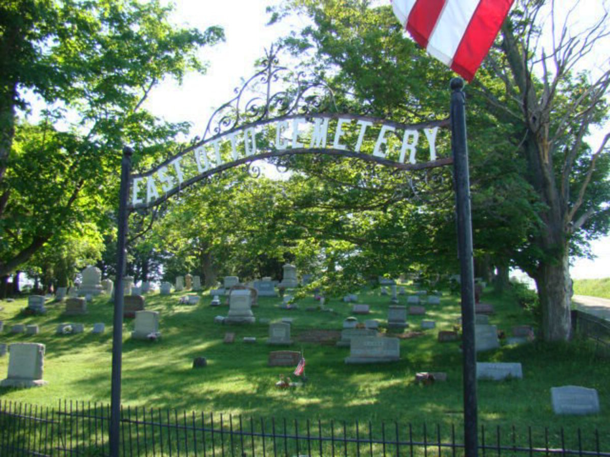 Haunted Cemeteries in New York State