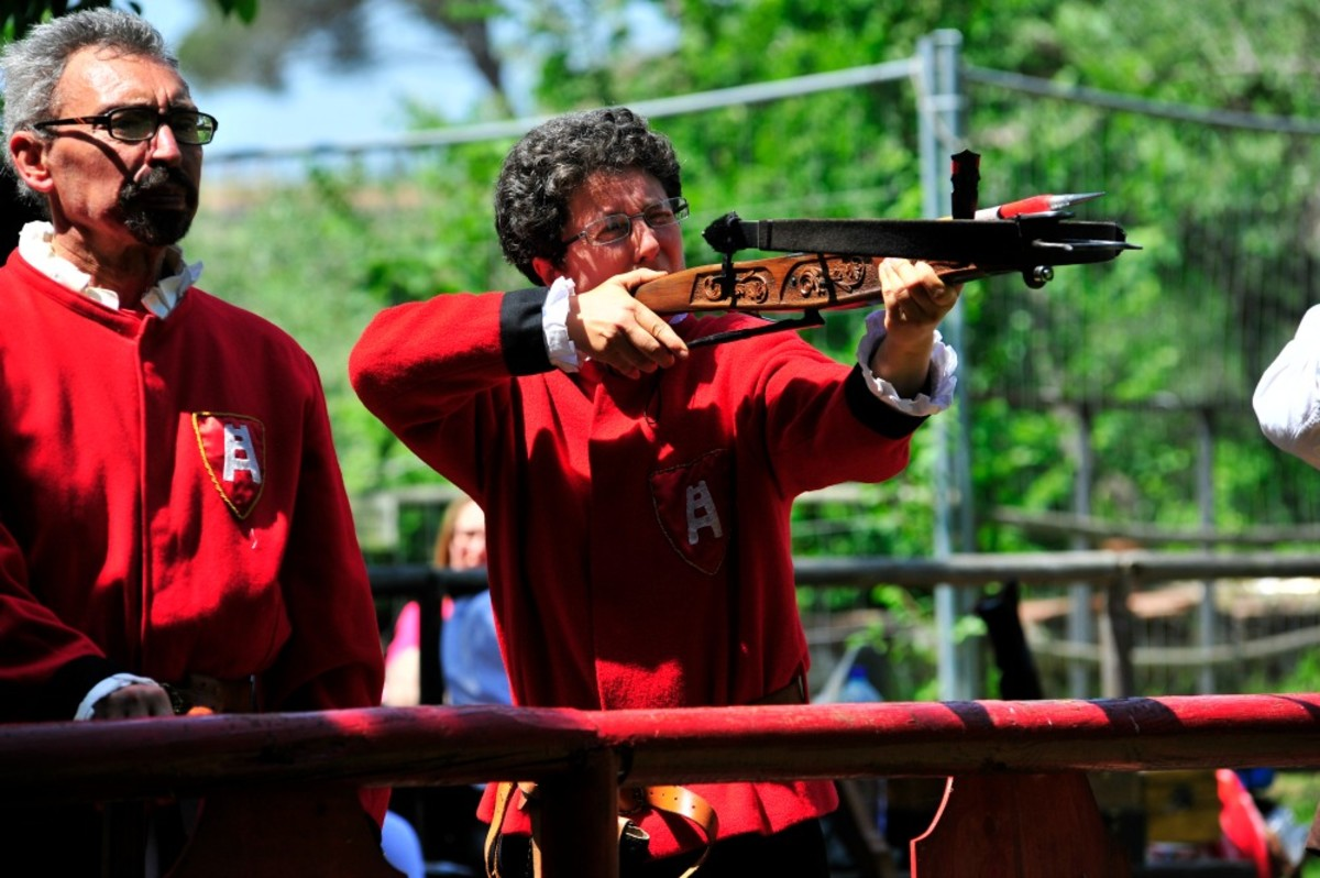 Florence, Italy: The Oldest Archery and Crossbow Club in the Renaissance City