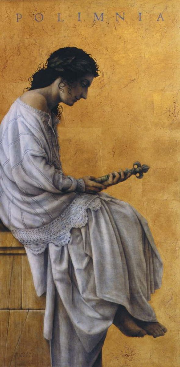 Polyhymnia by Jose Luis Munoz Luque