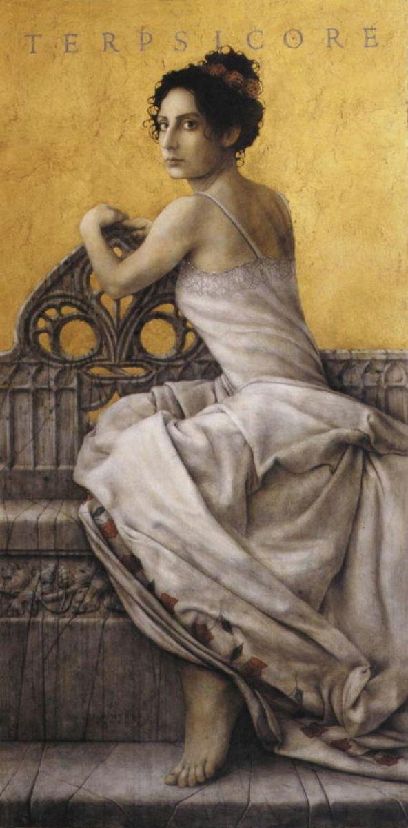 Thalia by Jose Luis Munoz Luque