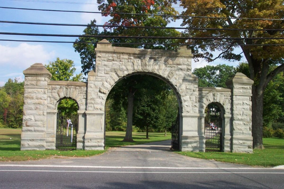 Haunted Cemeteries in New Jersey