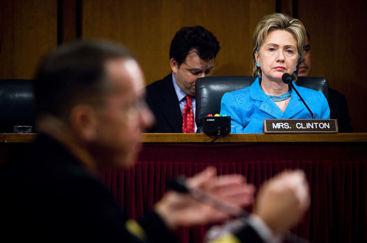 A Comprehensive List of Hillary Clinton's Crimes Against America