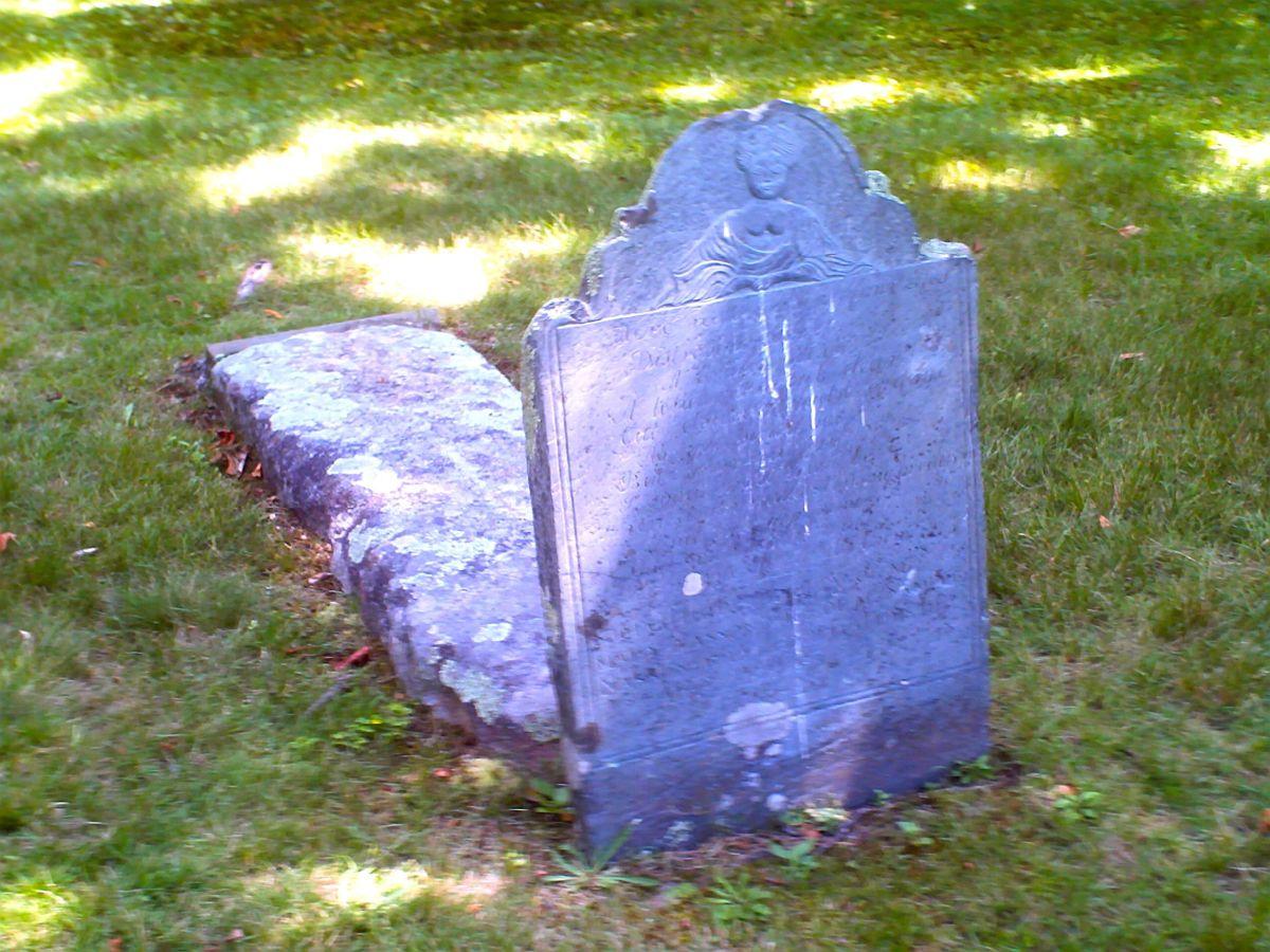 Haunted Cemeteries in Maine
