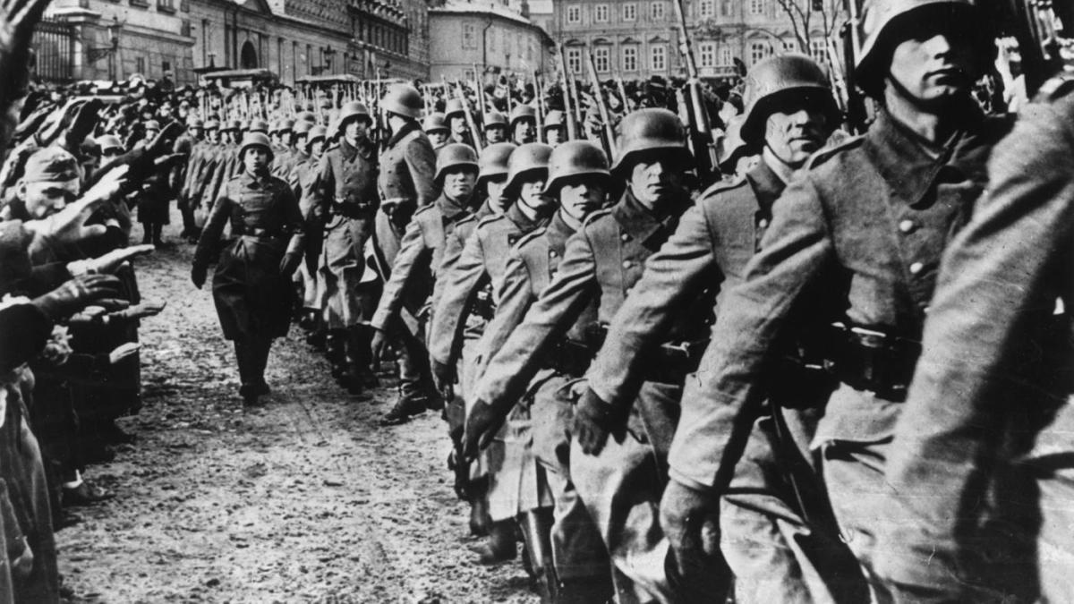 World War Two: Social and Economic Impacts of Germany and England's Homefronts