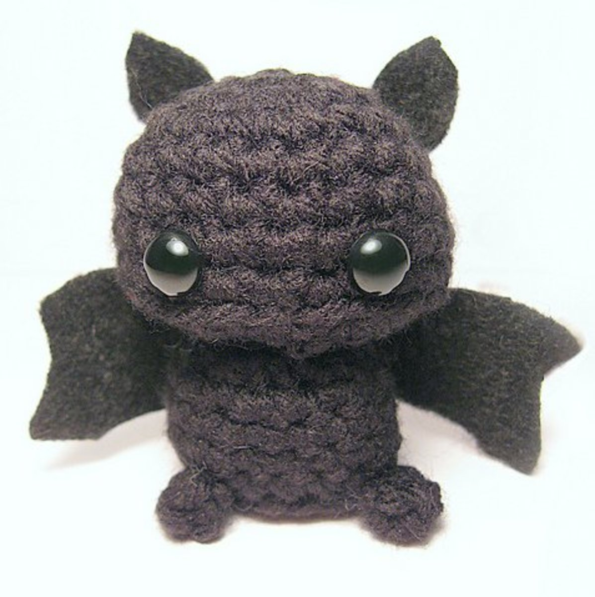 Make Amigurumi Bat Crochet : 20 Free Halloween Bat Crochet Patterns HubPages