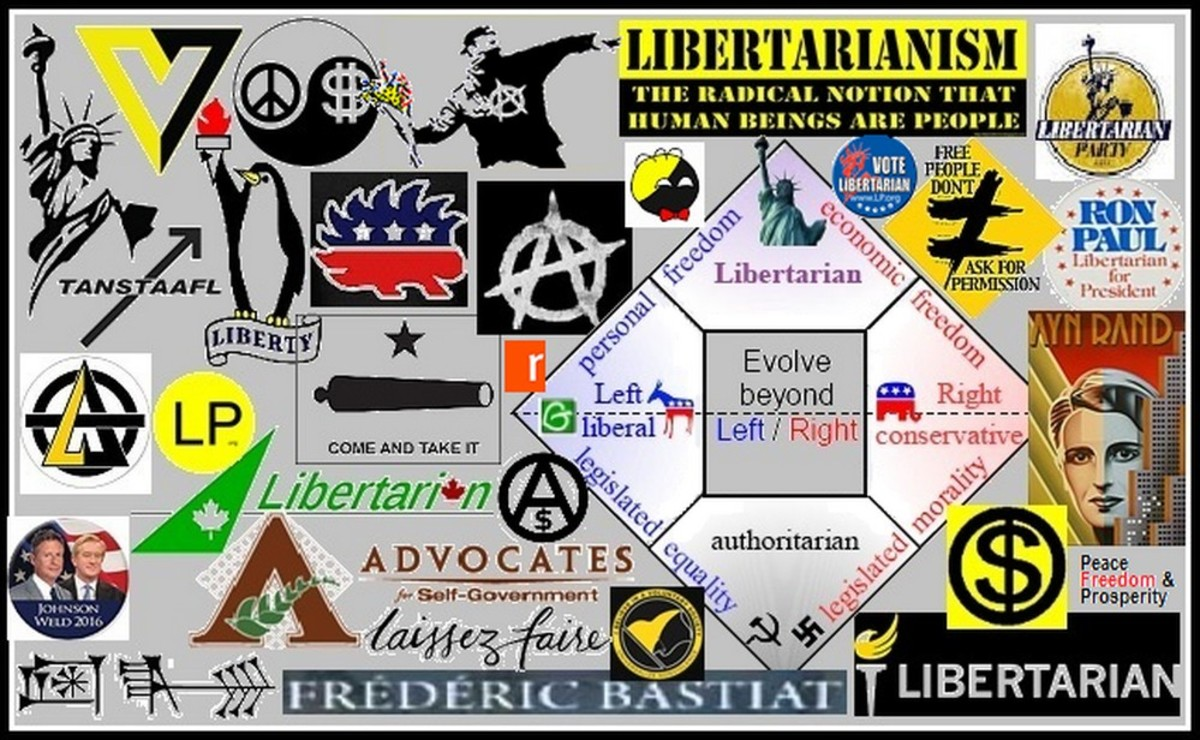 Who are libertarians? So much more than just a political party.