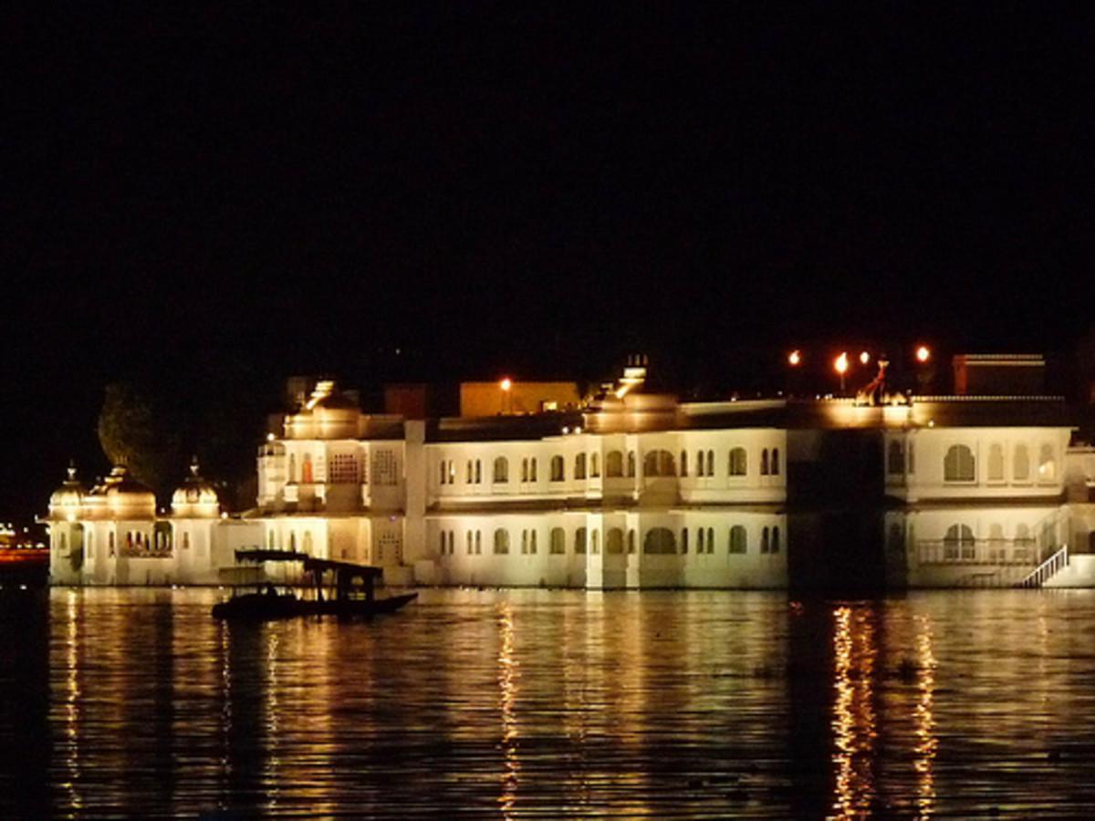 Udaipur Diwali