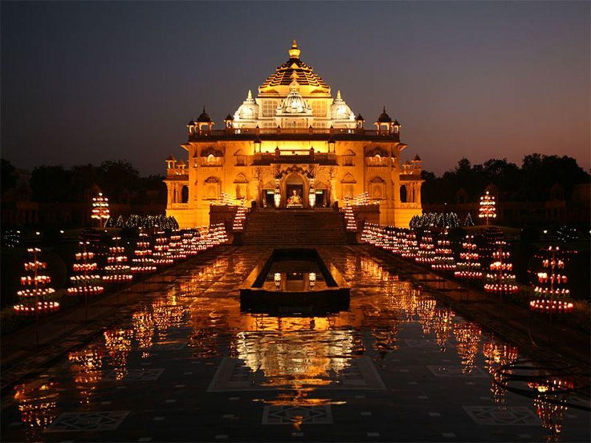 Swaminarayan Akshardham, Gandhinagar