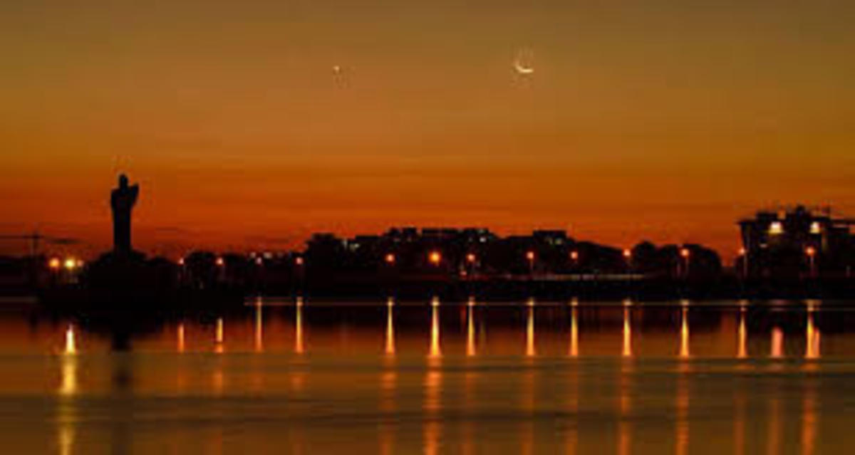Hussein Sagar Lake, Hyderabad