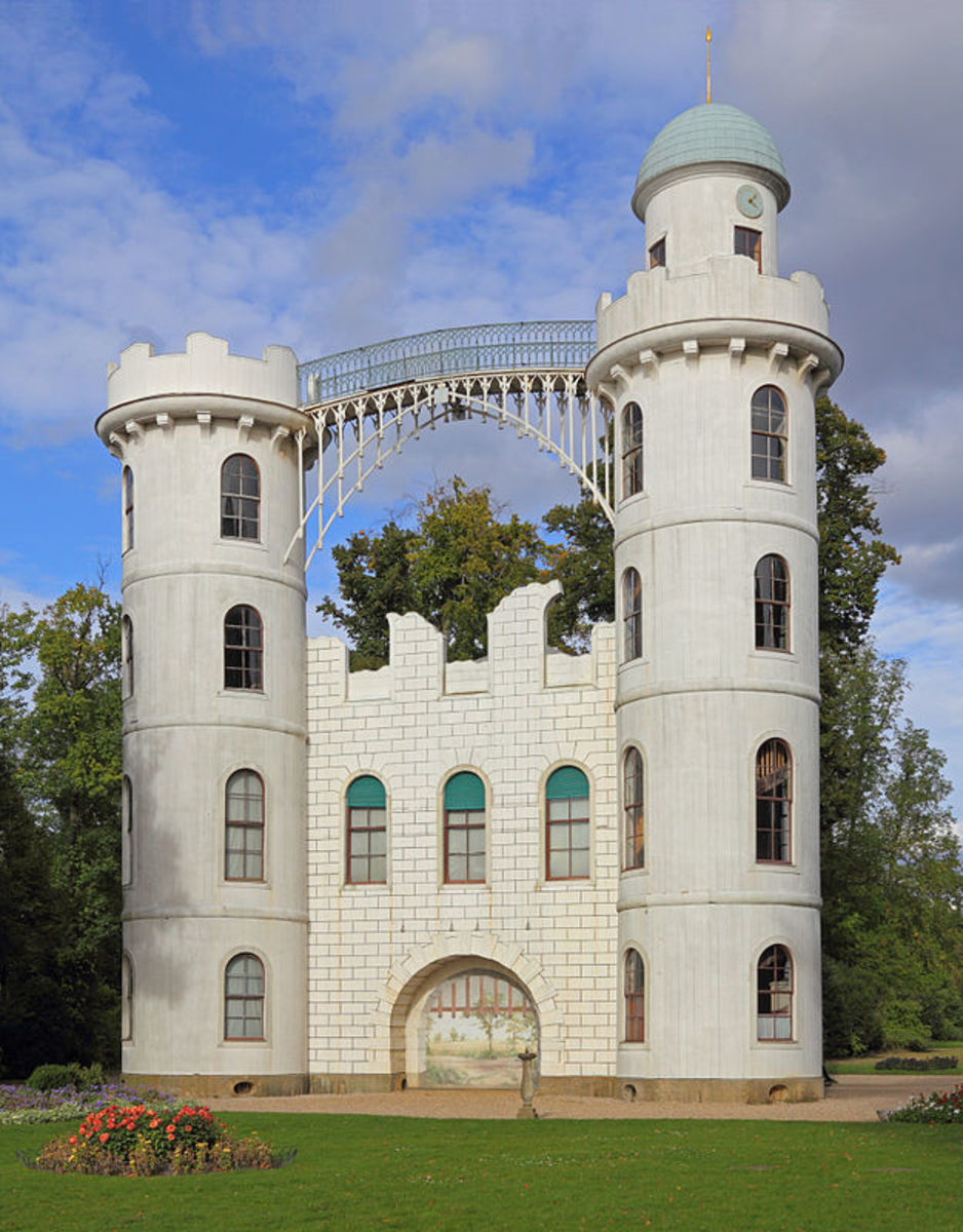Whimsical Folly Architecture around the World