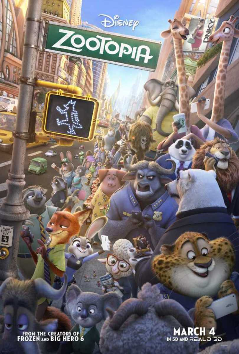10 Must-Watch Entertaining Animated Movies Like Zootopia