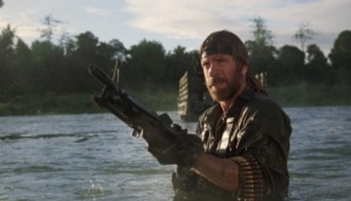The Missing in Action franchise was one of many movies taking place in or being related to Vietnam in some way, defeat is not really dealt with.  It was how America handled the wounds of that era.