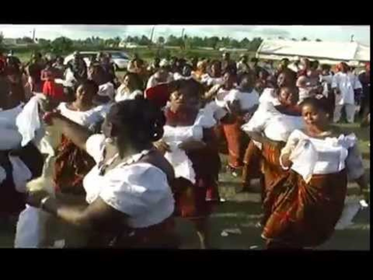 Igbo Women Cultural Dance