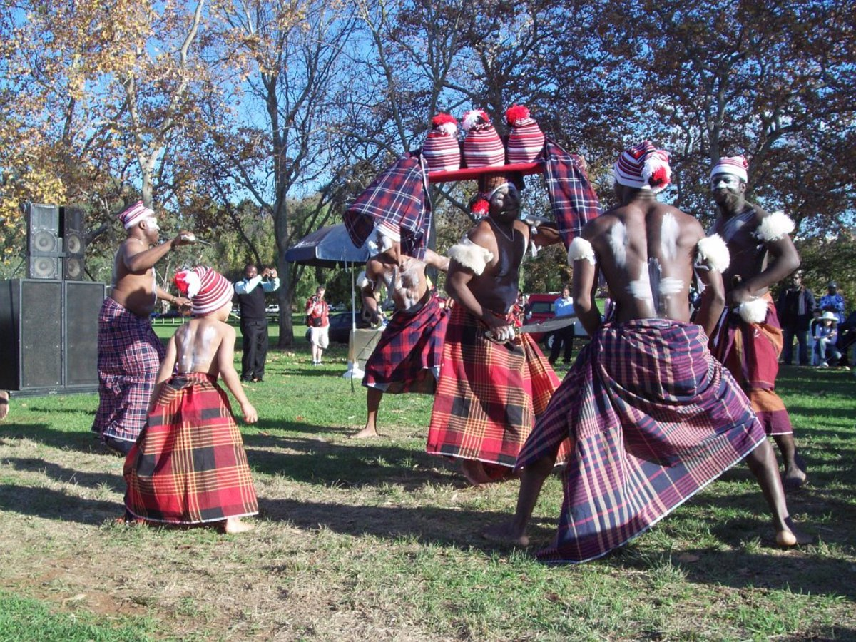 Ikpirikpi-ogu War Dance