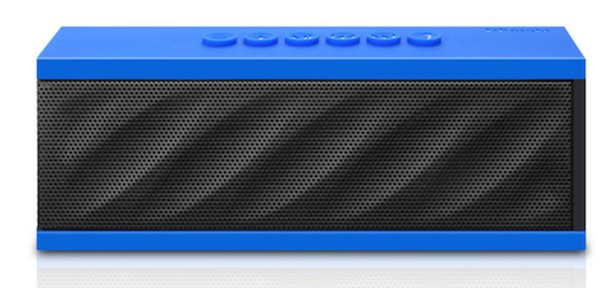 The DKnight MagicBox 2 is a Bluetooth 4.0 portable wireless speaker that boasts roughly 9 hours of battery life.