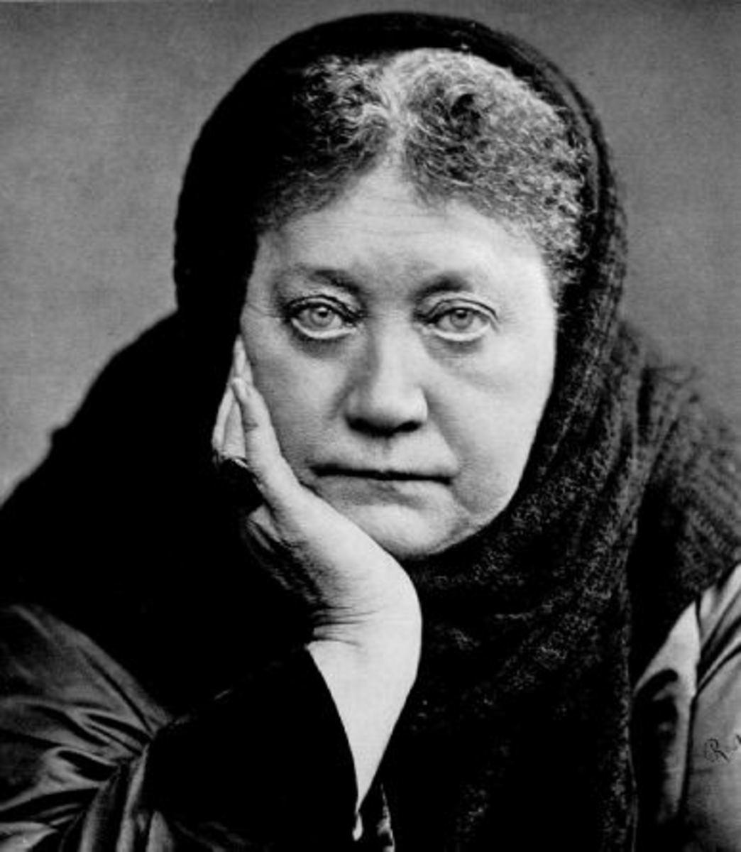 Madame Helana Petrovana Blavatsky