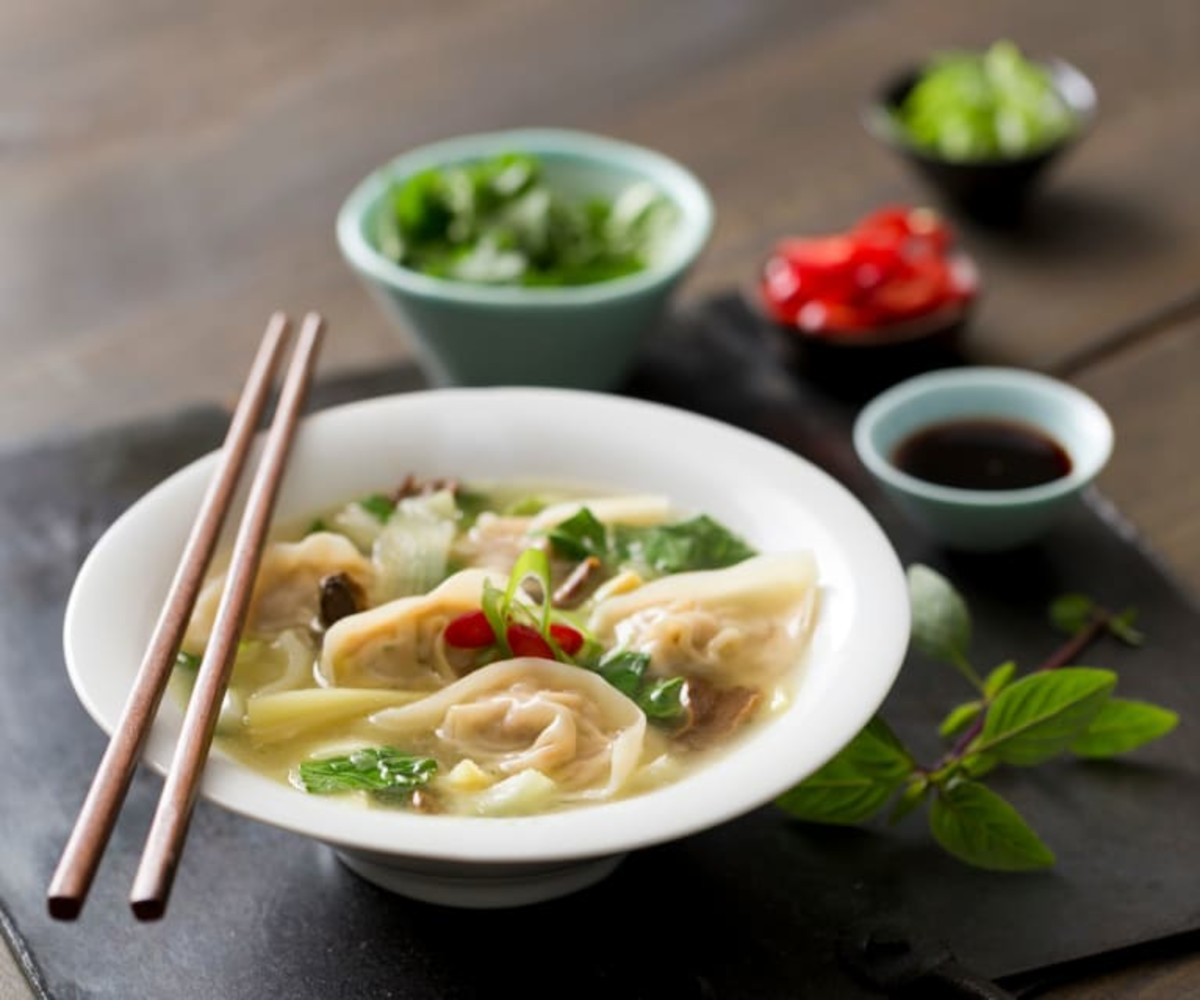 Top Wonton and Wonton Soup Recipes
