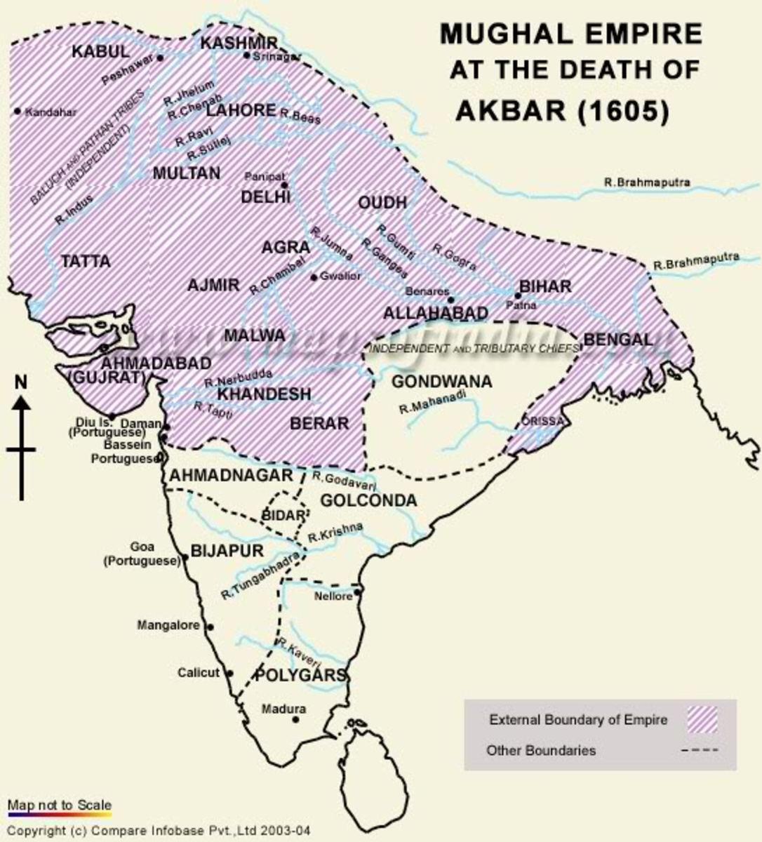 the-mughal-emperor-akbar