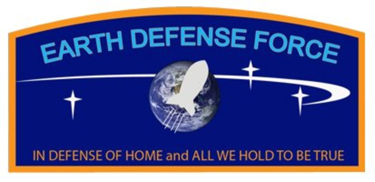 Logos for fighting groups that are not publicly known does give some credence to the idea that Secret Space Programs do exist.