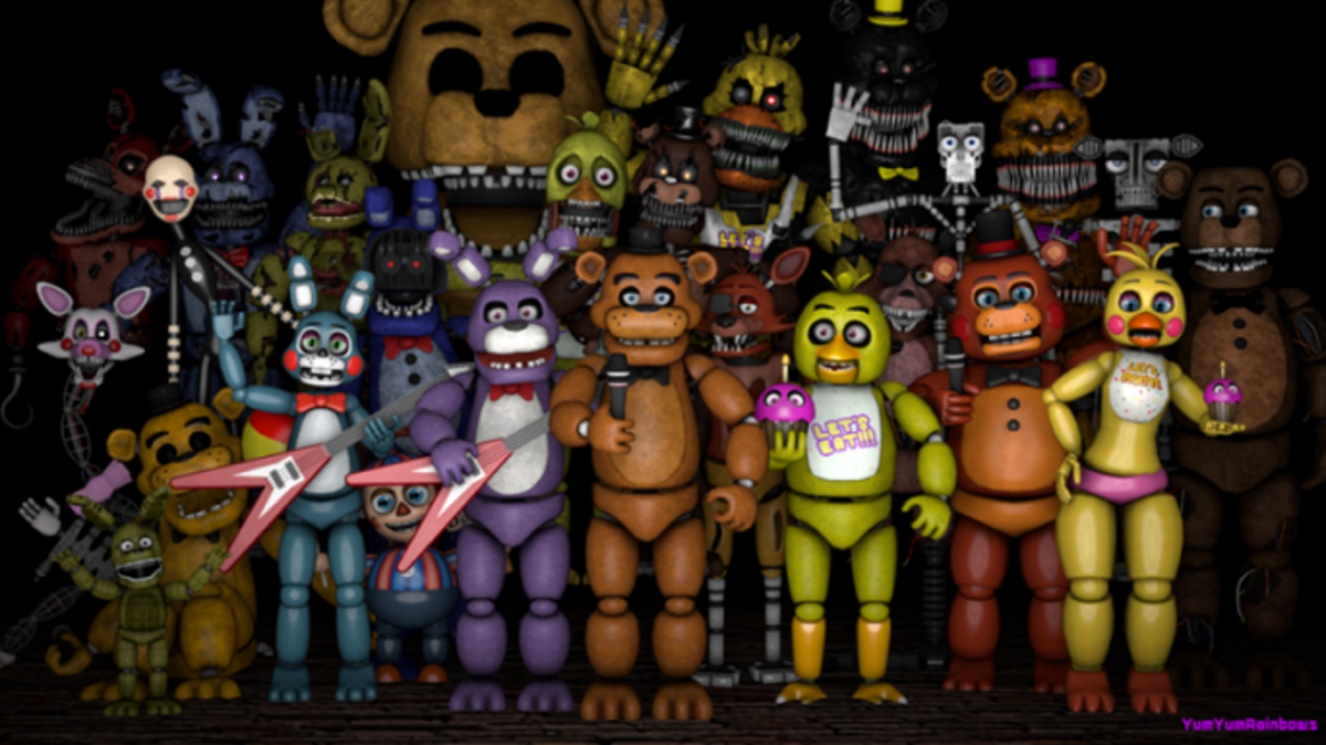 Five Nights at Freddy's Series: Reviews