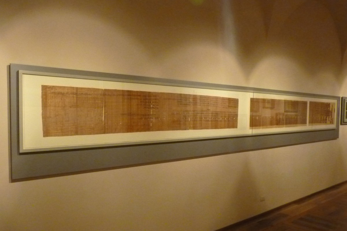 The Judicial Papyrus of Turin