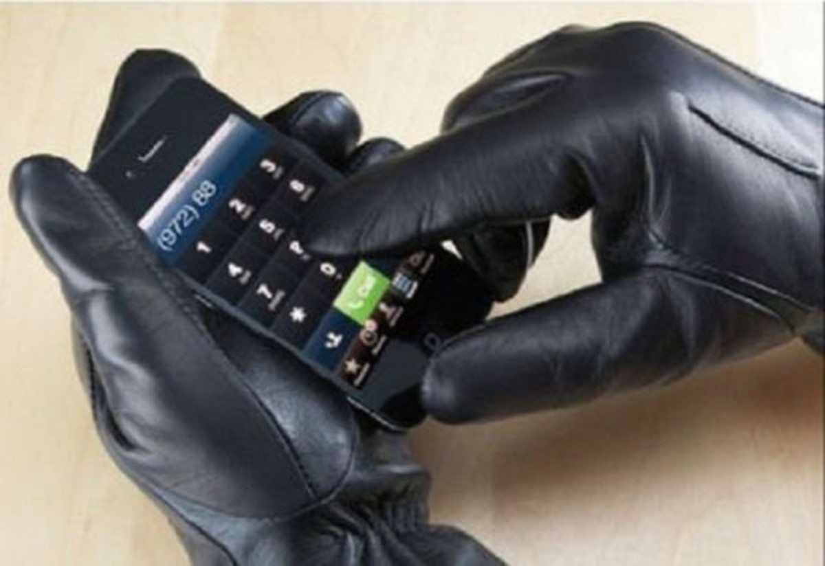 Best Men's Leather Touchscreen Gloves