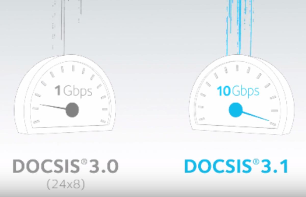 DOCSIS 3.0 vs 3.1