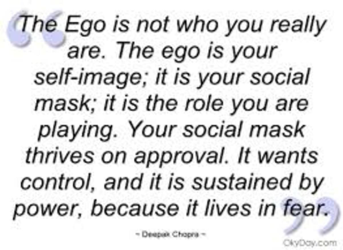 How Narcissism Is an Addiction to Supplying the Ego