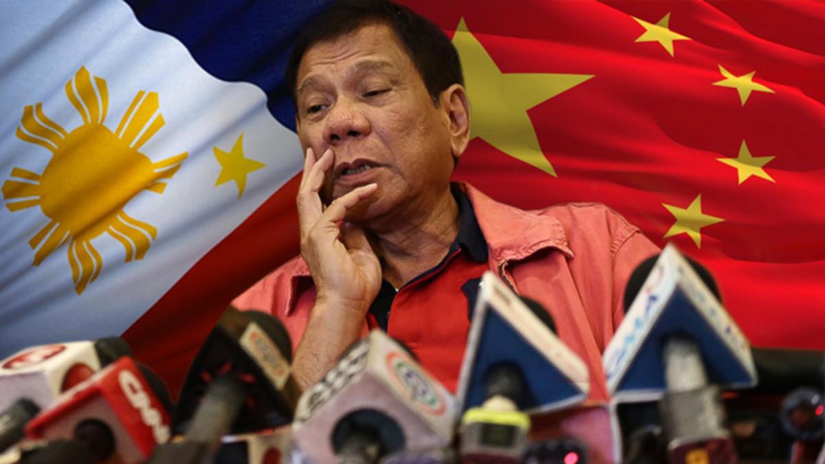 Duterte and China