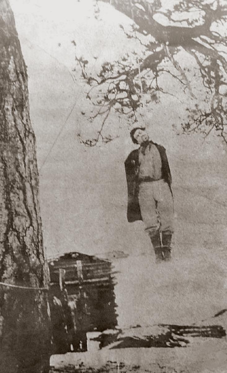 Hangman's Tree (Short Story No. 22)