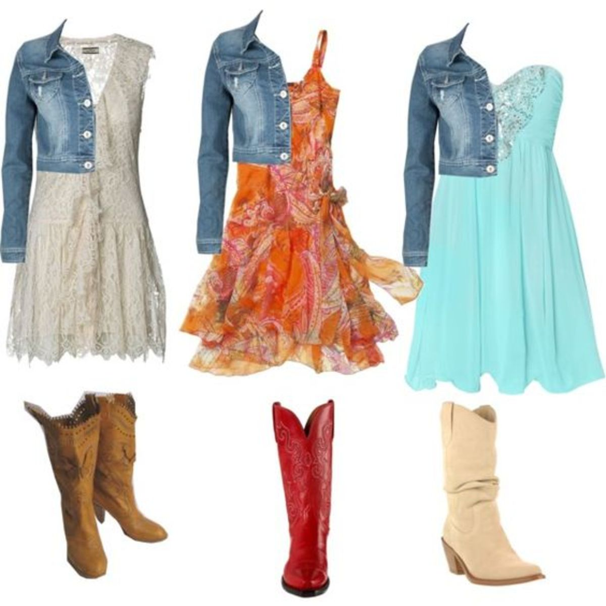 Cowgirl Costumes Ideas For Women