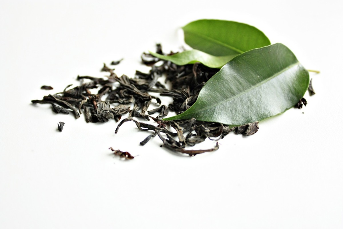 Green tea has been helping people relax for generations. Just make sure that the caffeine has been taken out!