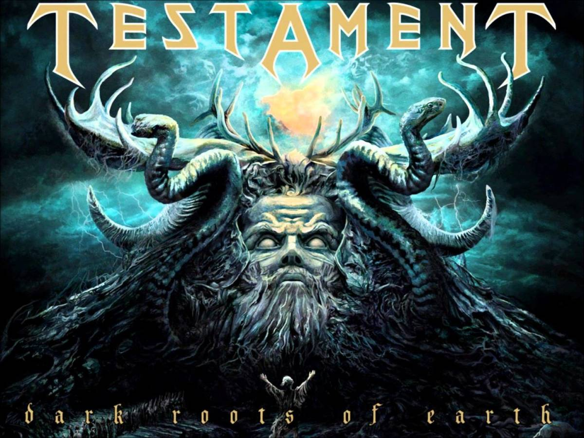 "Review of the Album Called ""Dark Roots of Earth"" by Thrash Metal Band Testament"