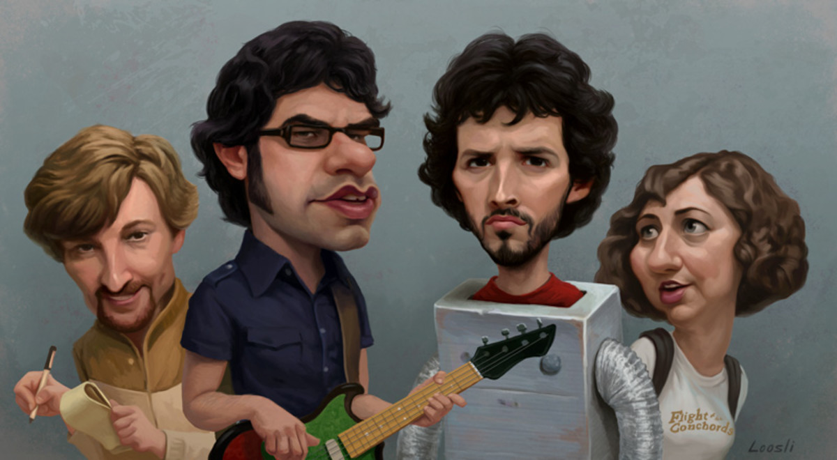 Reasons We Miss Flight of the Conchords