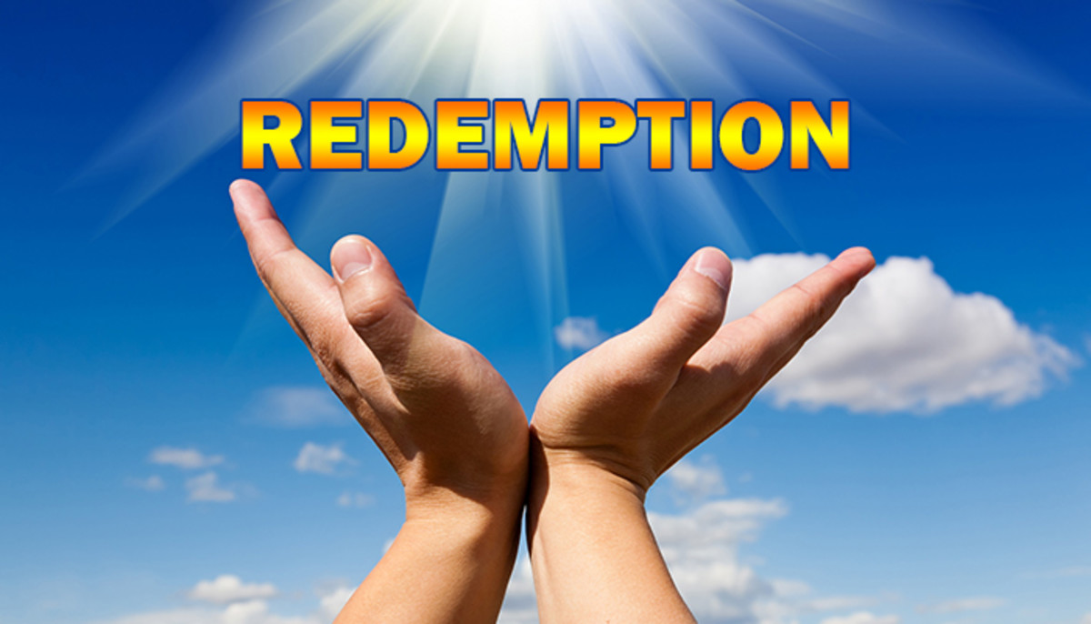 Redemtion through jesus