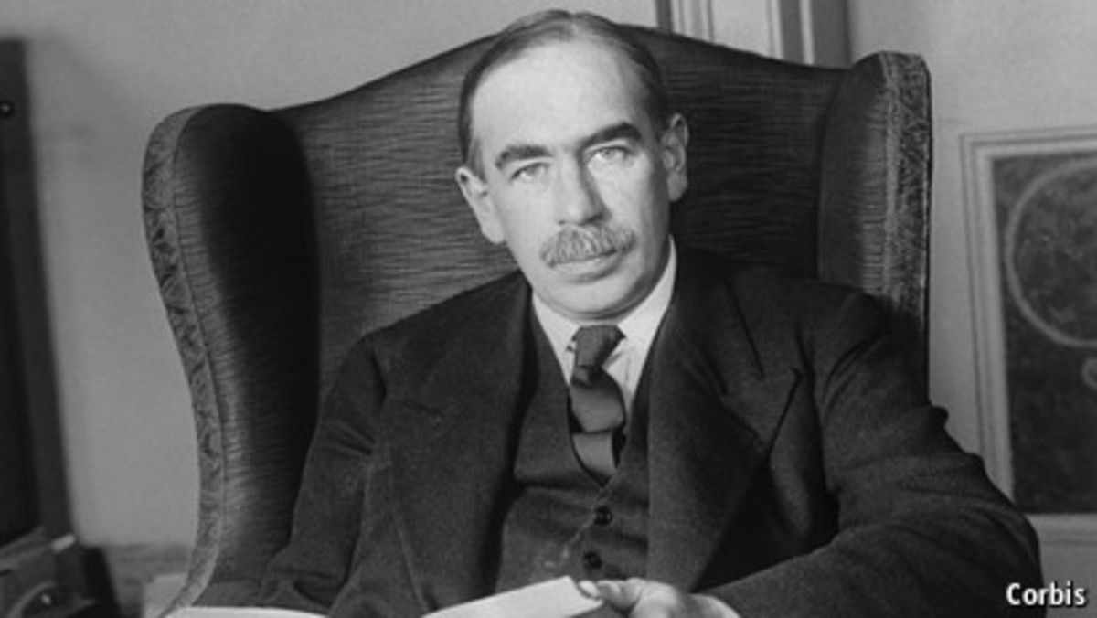 John Maynard Keynes was a brilliant economist, but his assessment of the Treaty of Versailles was wrong.