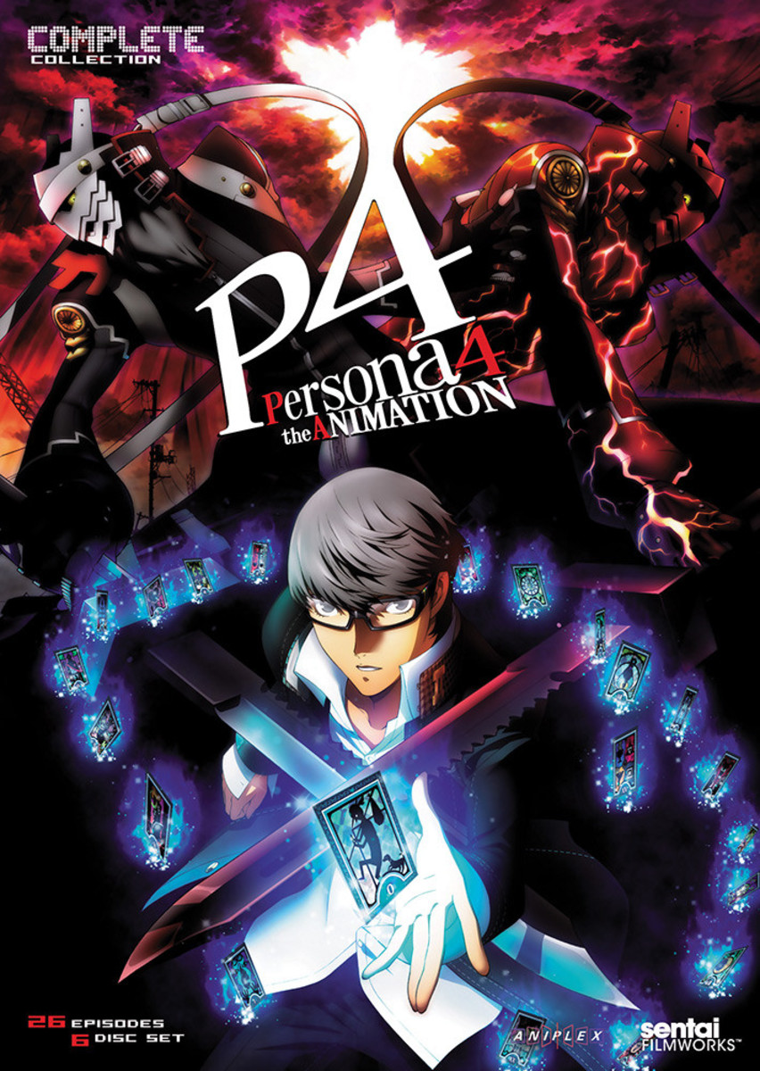 Anime Review: Persona 4: The Animation (2013)
