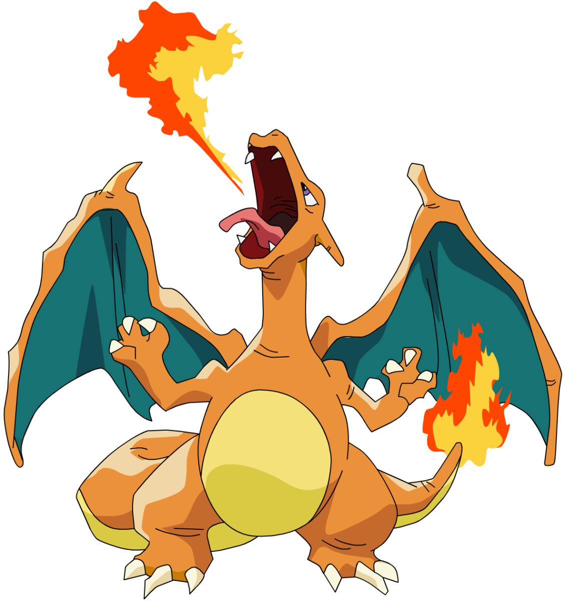 Pokémon: Charizard Nicknames