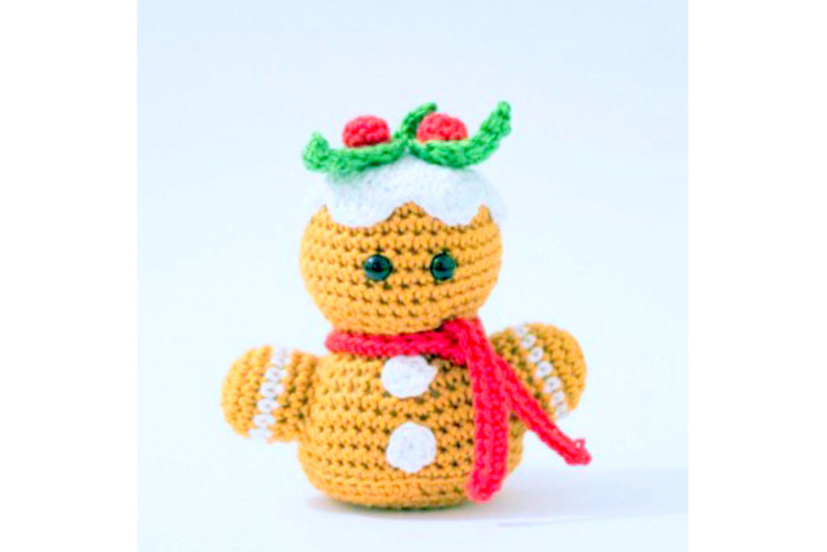 free-amigurumi-christmas-gingerbread-crochet-patterns