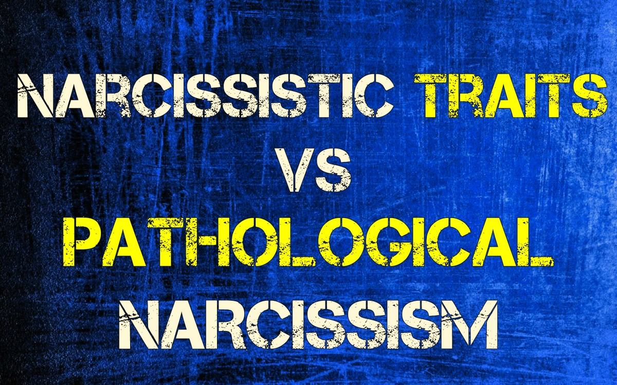 The Difference Between Narcissistic Traits & Pathological Narcissism