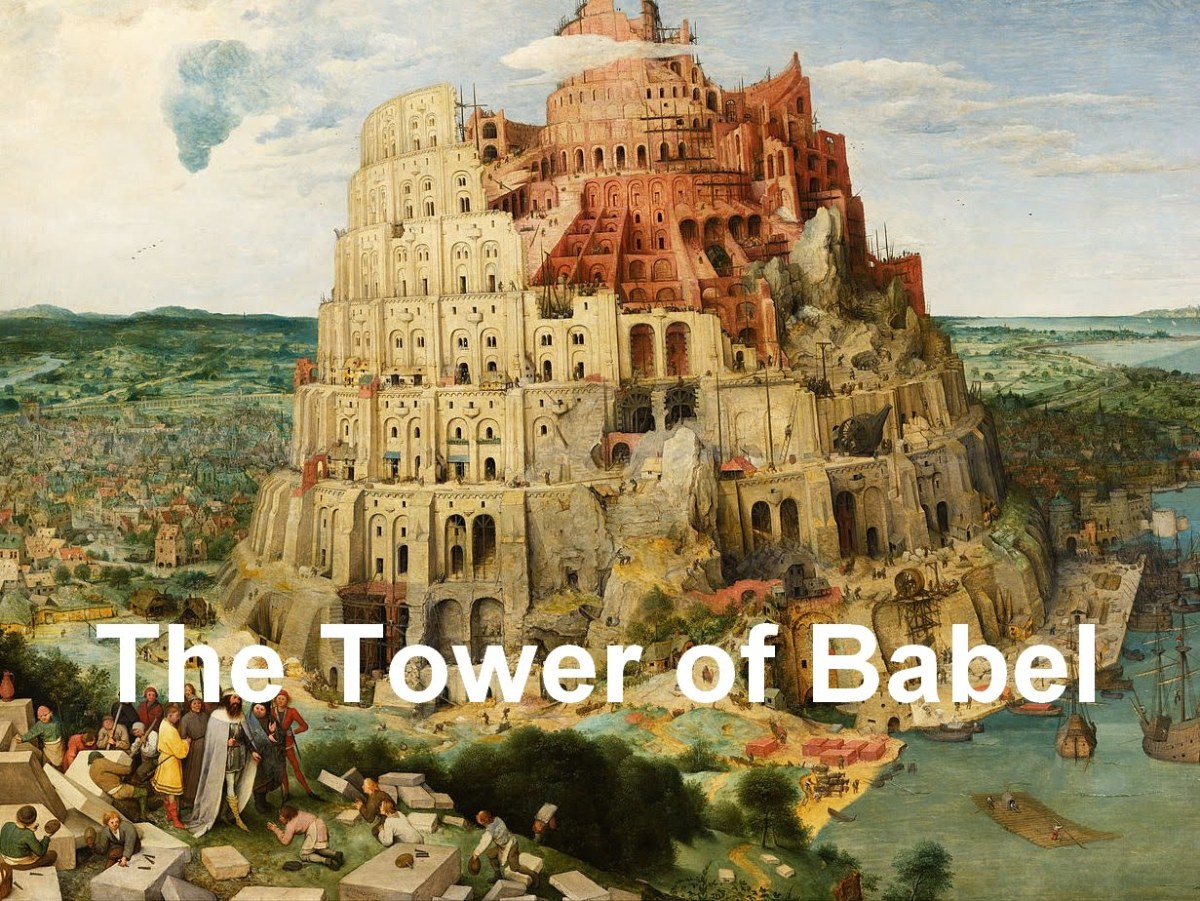 Lessons from the Tower of Babel