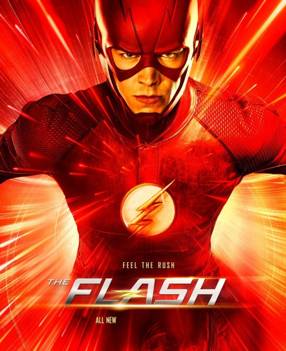 A Hidden Detail on The Flash You Probably Didn't Catch