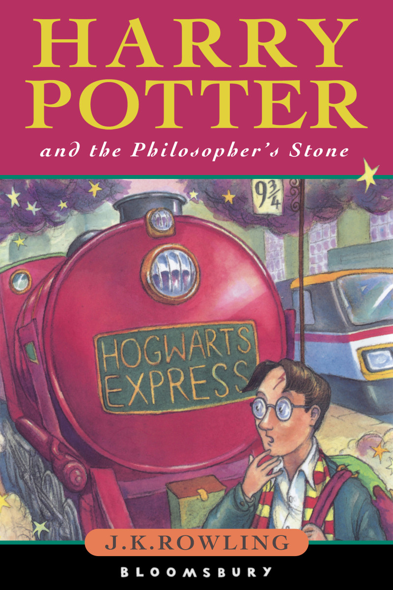 Harry Potter and the Philospher's Stone Book