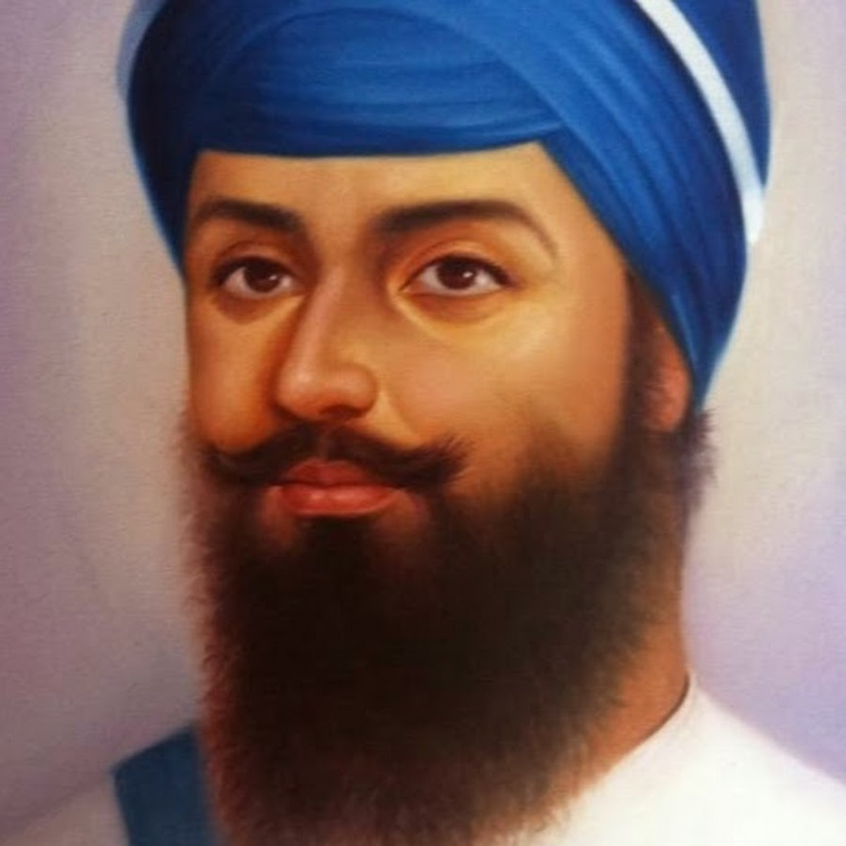 A Golden Legend from Sikh History; Tale of Bidhi Chand and Horses for Guru Hargobind