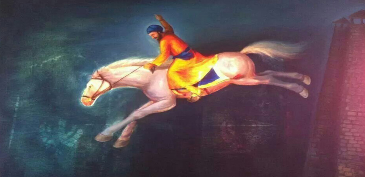 a-golden-legend-from-sikh-history-tale-of-bidhi-chand-and-horses-for-the-guru-hargobind