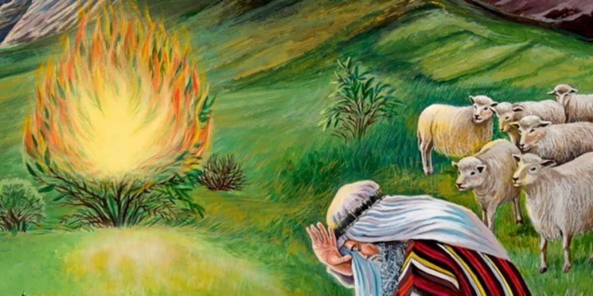 Major Lessons From the Burning Bush