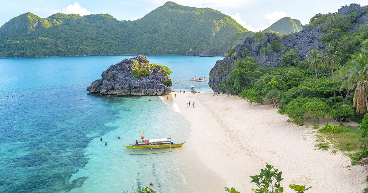 Matukad Island is one of the group of islands in Caramoan peninsula...