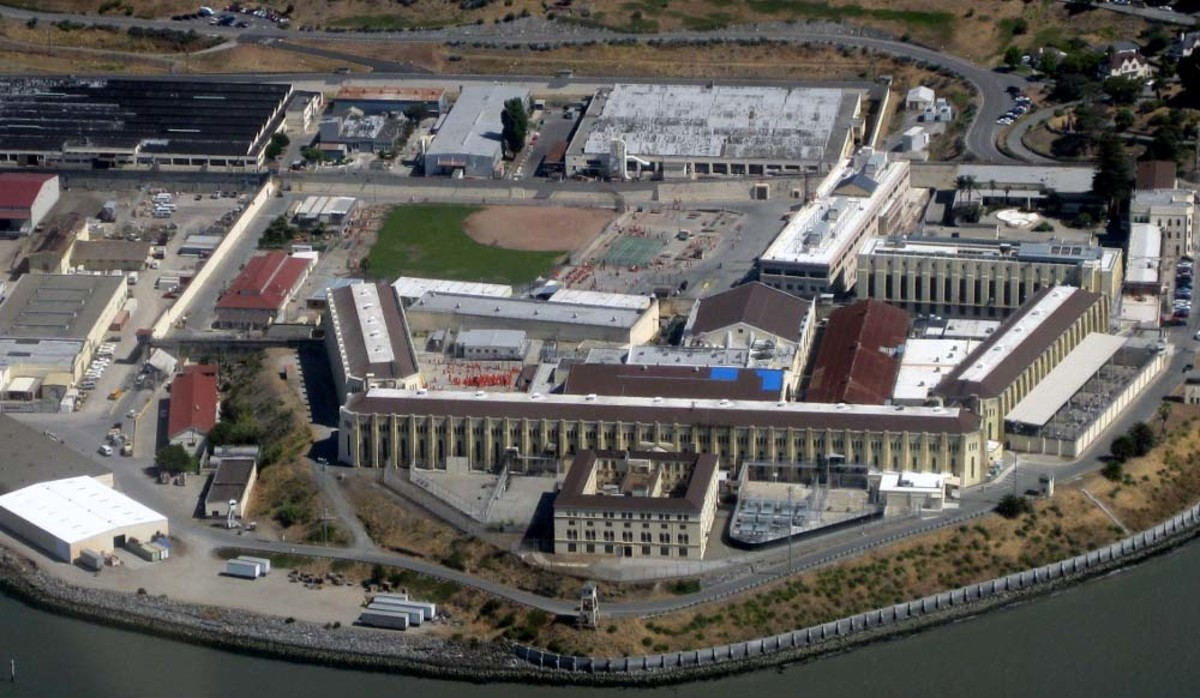 San Quentin State Prison: where David Westerfield has been incarcerated since 2003