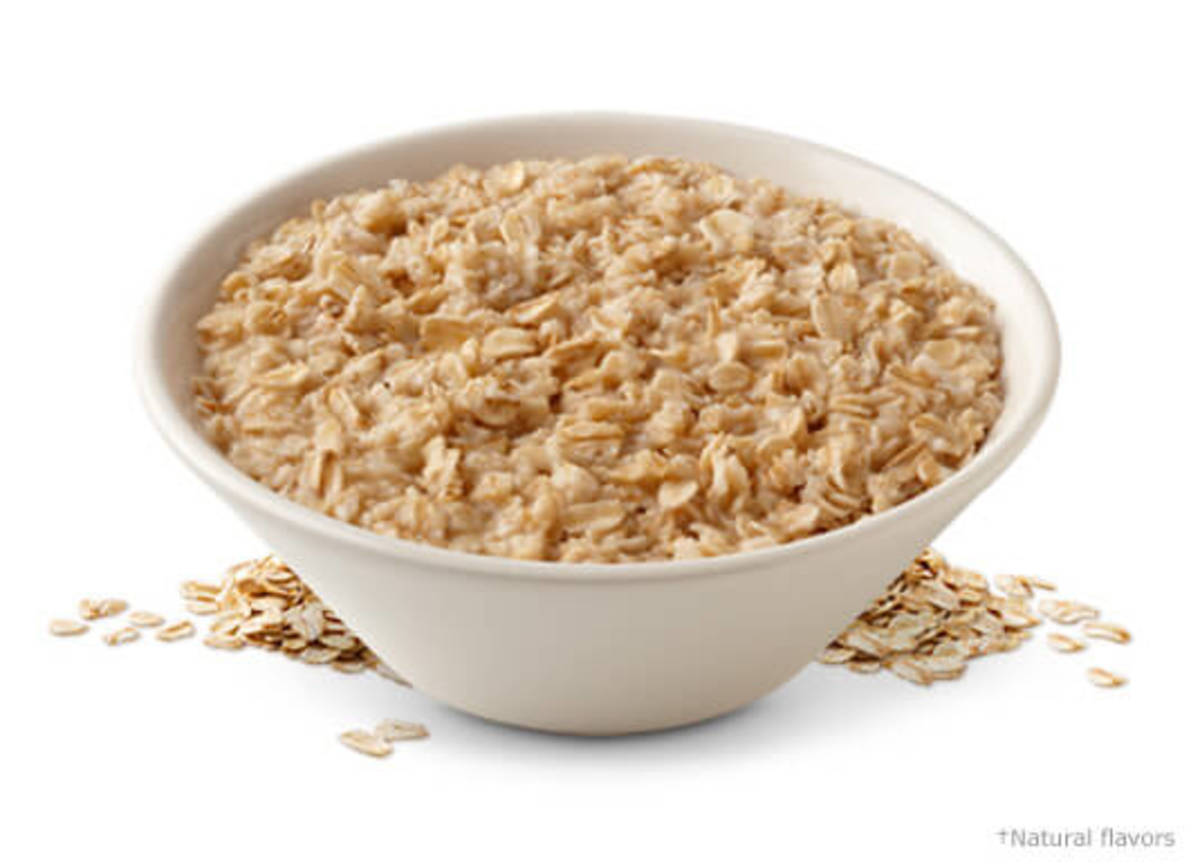 Oats and weight loss