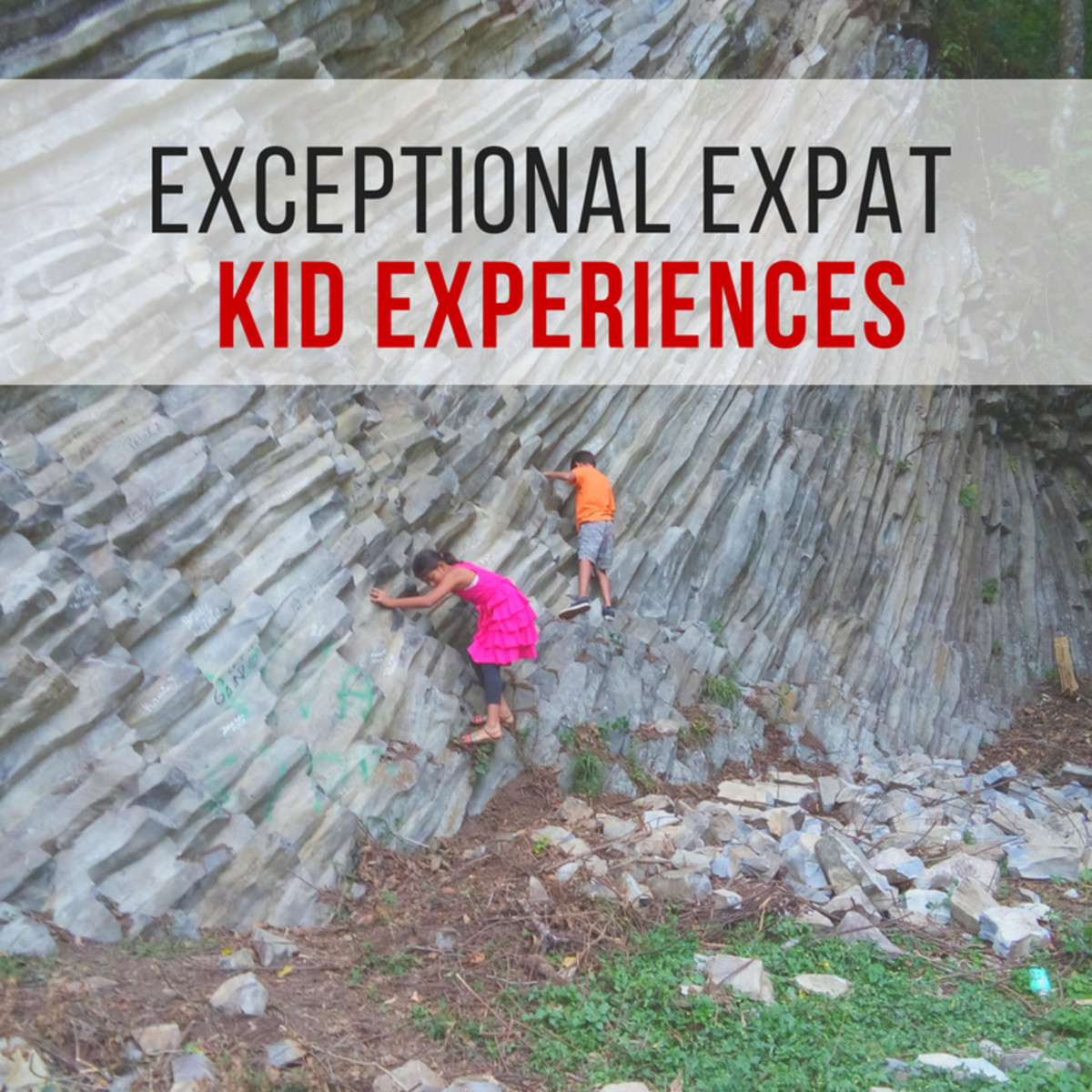Expat homeschool kids have some of the best field trip experiences.